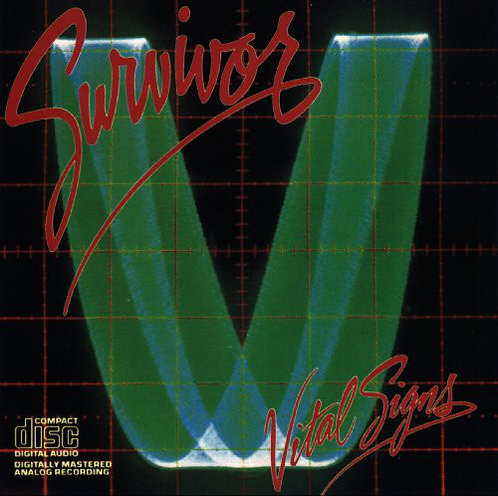 SURVIVOR - Vital Signs (CD)
