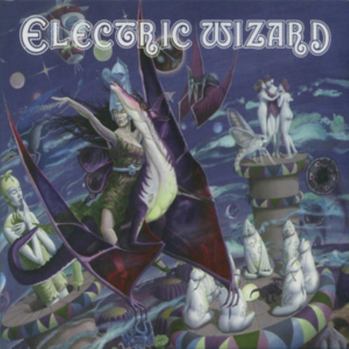 ELECTRIC WIZARD - Electric wizard (CD)