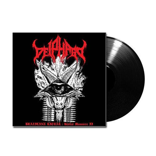 DEIPHAGO - Brazilian Ritual: Bestial Massacre II (Vinyl)