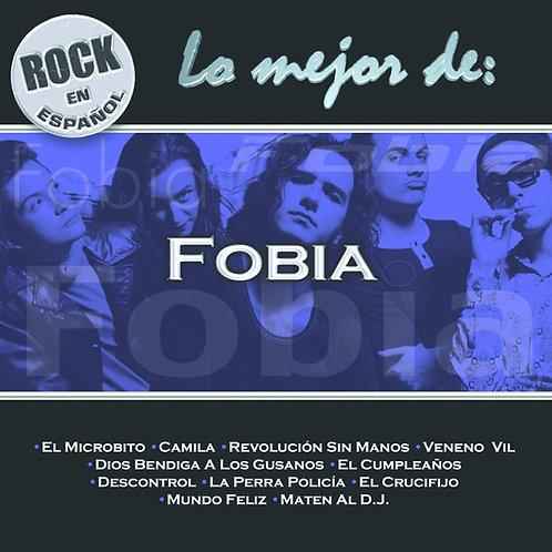 FOBIA - Lo Mejor De Fobia (CD)