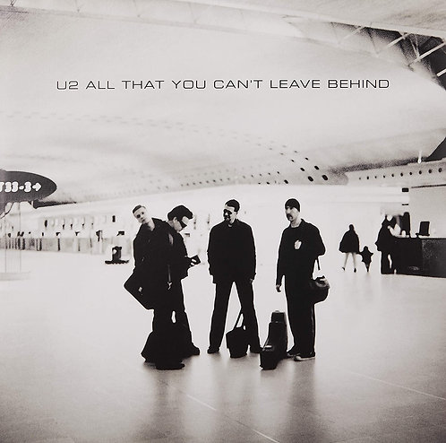 U2 - All That You Cant Leave B (CD)