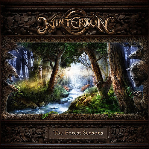 WINTERSUN - The Forest Seasons (CD)