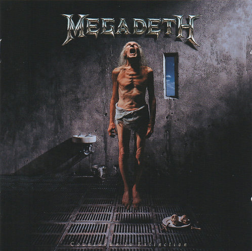 MEGADETH - Countdown to Exctintion (CD)