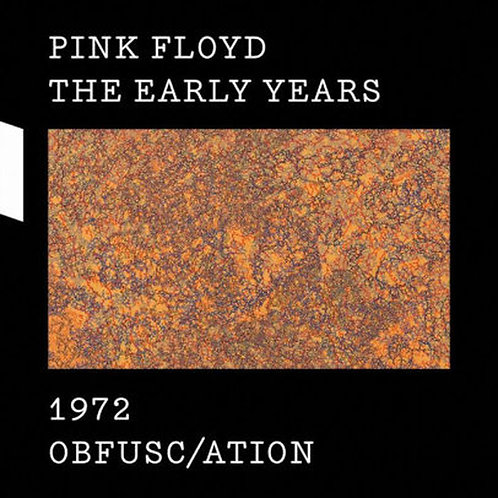PINK FLOYD - 1972 Obfusc/ation