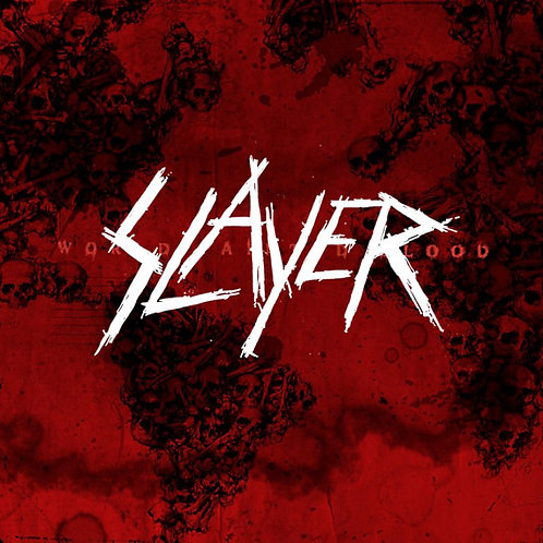 SLAYER - World Painted Blood (CD)