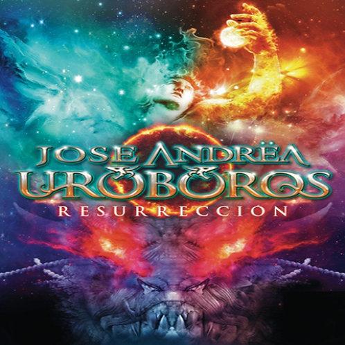 JOSE ANDRËA UROBOROS - Resurrecion (CD)