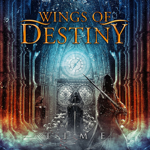 WINGS OF DESTINY - Time (CD)