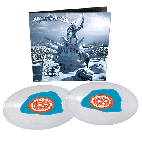 HELLOWEEN - MY GOD-GIVEN RIGHT (LP)