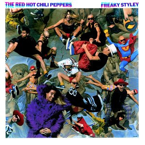 RED HOT CHILI PEPPERS - Freaky Styley - (CD)