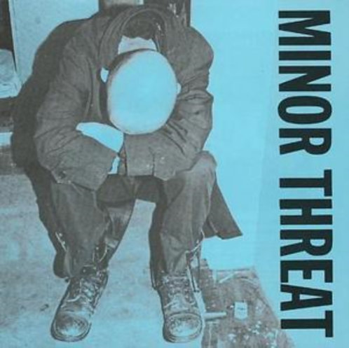 MINOR THREAT - COMPLETE DISCOGRAPHY (CD)