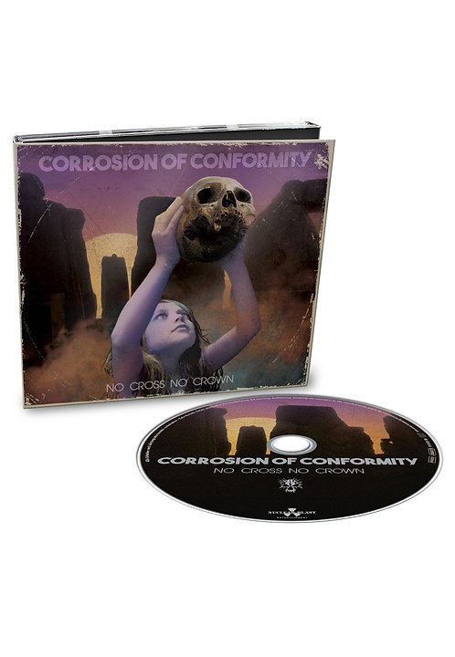 CORROSION OF CONFORMITY - No Cross No Crown - (CD)