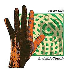 GENESIS - Invisible Touch - (CD)