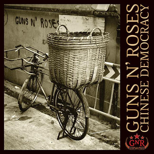 GUNS N ROSES - Chinese Democracy (CD)