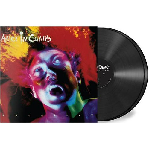 ALICE IN CHAINS - FACELIFT (LP)