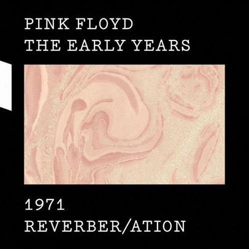 PINK FLOYD - 1971 Reverber/ation (2 CDS + 1 DVD + 1BOOK)