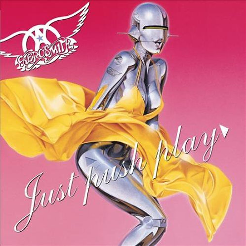 AEROSMITH - Just Push Play - (CD)