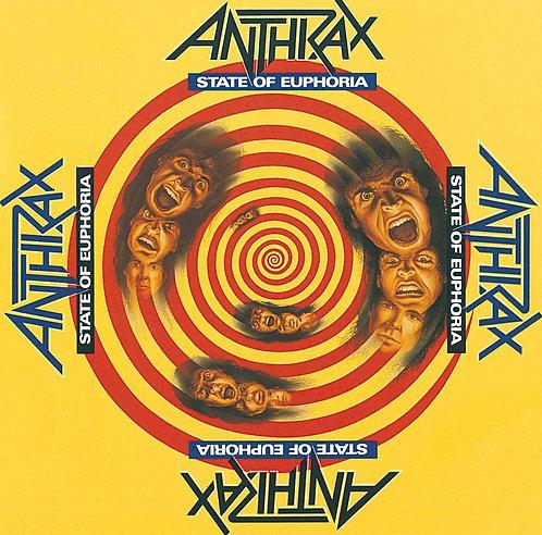 ANTHRAX - State of Euphoria (CD)