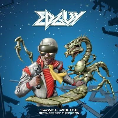 EDGUY - Space Police (CD)