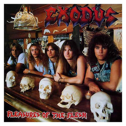 EXODUS - Pleasures Of The Flesh (CD)