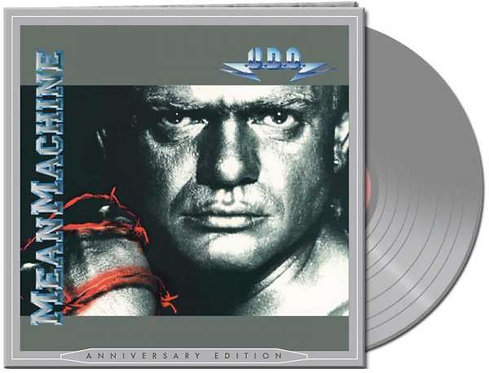 U.D.O. - MEAN MACHINE - GREY (Vinyl)