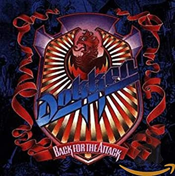 DOKKEN - Back For The Att - (CD)