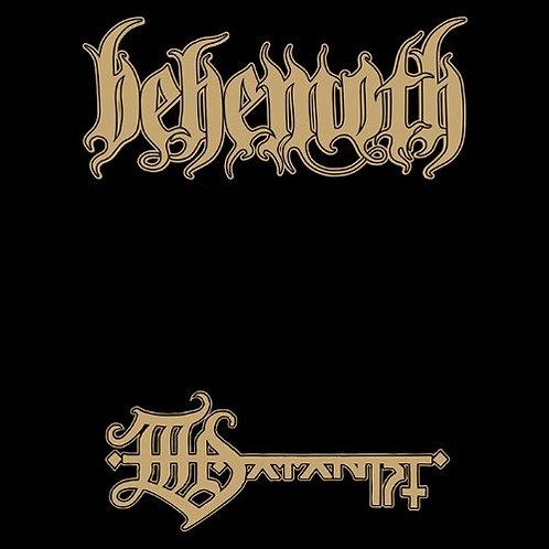 BEHEMOTH - The Satanist (CD)