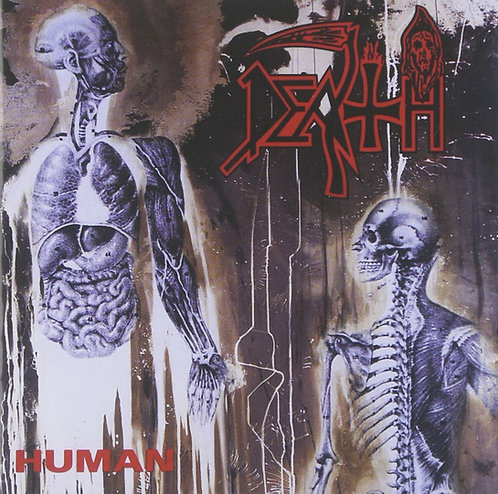 DEATH - Human Reissue (2CD)