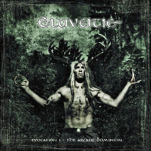 ELUVEITIE - Evocation I - The Arcane Dominion (CD)
