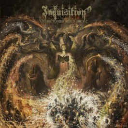INQUISITION- Obscure Verses for the Multiverse (CD)