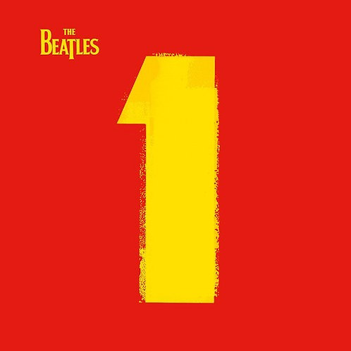 THE BEATLES - 1 (LP)
