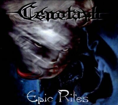 CENOTAPH - Epic Rites - (CD)