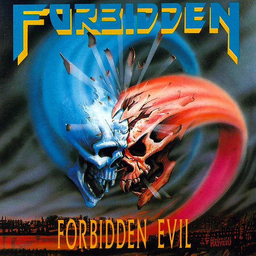 FORBIDDEN - Forbidden Evil (CD)