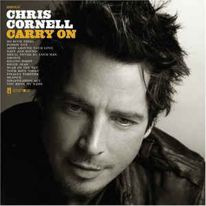 CHRIS CORNELL - Carry On (CD)