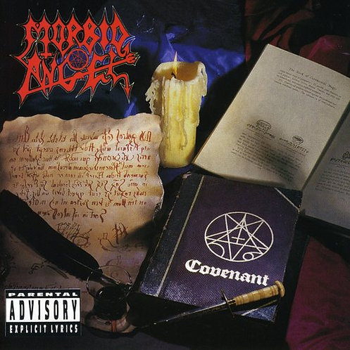 MORBID ANGEL / Covenant (Vinyl)