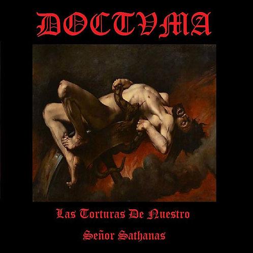 DOCTUMA - Las Torturas De Nuestro Señor Sathanas (CD)