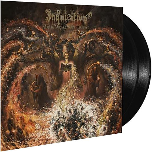 INQUISITION - OBSCURE VERSES FOR THE MULTIVERSE (LP)