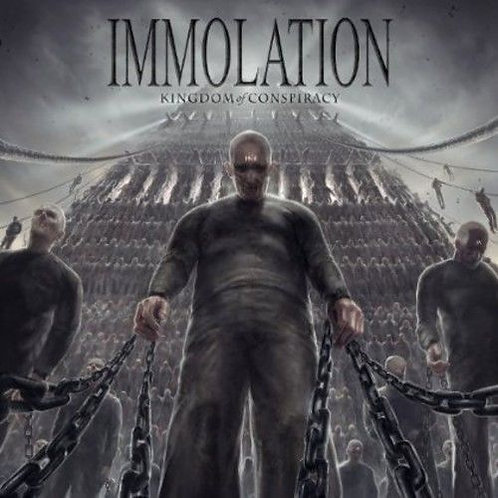IMMOLATION - Kingdom Of Conspiracy (CD)