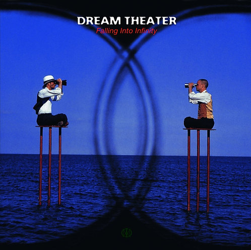 DREAM THEATER - FALLING INTO INFINITY (CD)