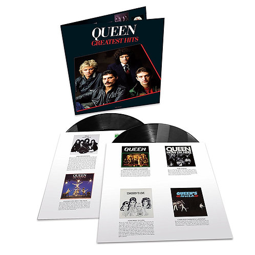 QUEEN - GREATEST HITS - 2LP (Vinyl)