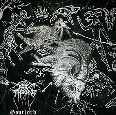 DARKTHRONE - Goatlord (CD)