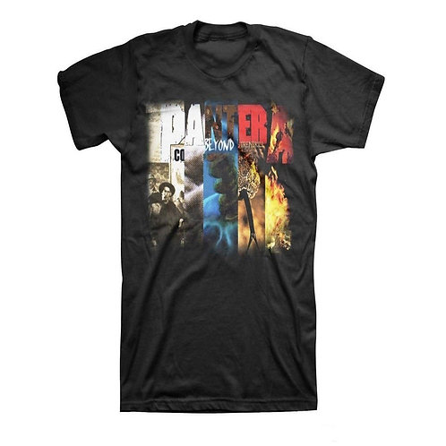 PANTERA - Collage Mens (Camisetas)