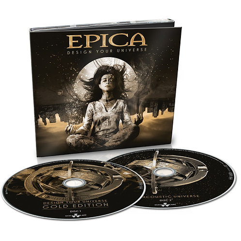 EPICA - Design Your Universe Gold Edition (2CD)