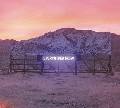 ARCADE FIRE - Everything Now - (CD)