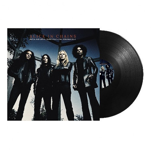 ALICE IN CHAINS - ROCK AM RING (LP)
