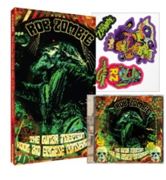 ROB ZOMBIE - The Lunar Injection Kool Aid Eclipse (CD)
