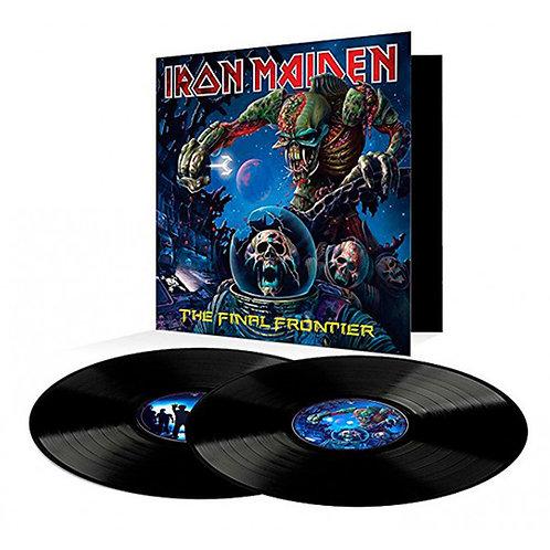 IRON MAIDEN - Final Frontier (Vinyl)
