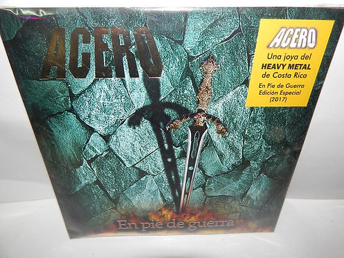 ACERO - En Pie De Guerra – (CD)