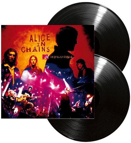 ALICE IN CHAINS - MTV UNPLUGGED (2 Vinyl)