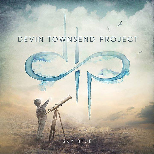 DEVIN TOWNSEND PROJECT - Sky Blue  - (CD)