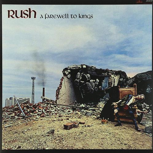 RUSH - Farewell To Kings (CD)